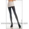 Nylon lycra spandex opaque tights